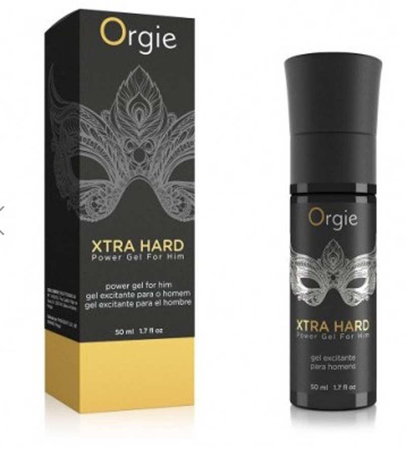 【預購品】【日常保養必備】葡萄牙Orgie XTRA HARD 長效修復保養液(50m)