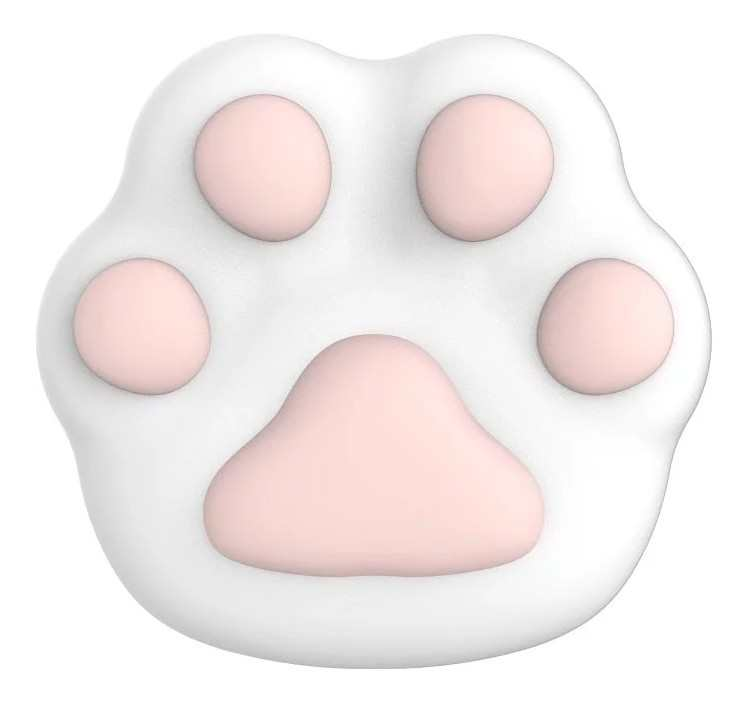 iobanana 貓掌健康按摩器-白
