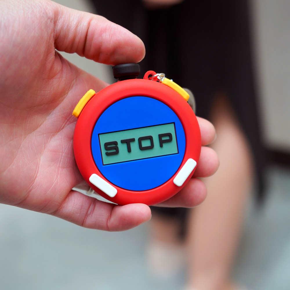 【限量販售】時間停止器造型悠遊卡 全台啟動