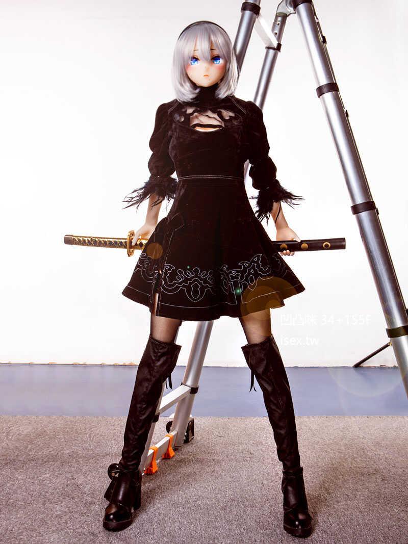 【動漫娃娃】155cm 金屬骨架TPE-#34號