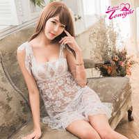 睡衣(愛在今夜)T1615-白-F