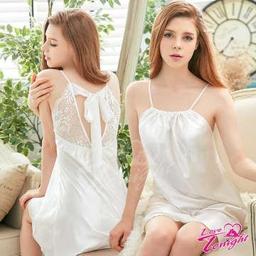 睡衣(愛在今夜)T1636-白-L