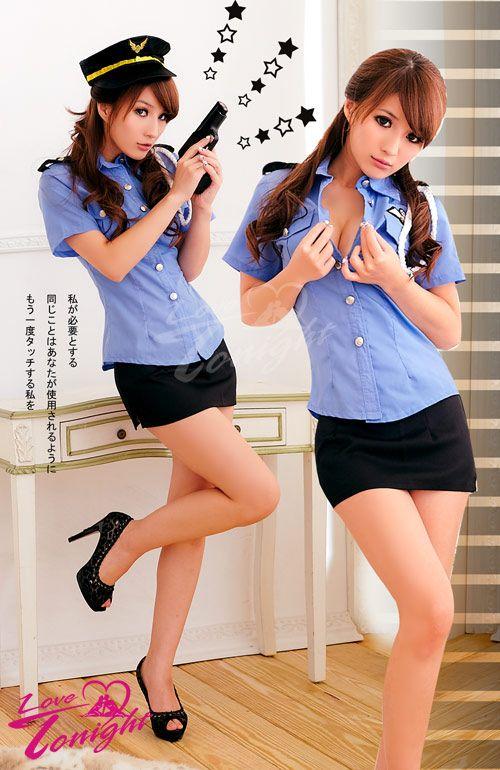 cosplay 女
