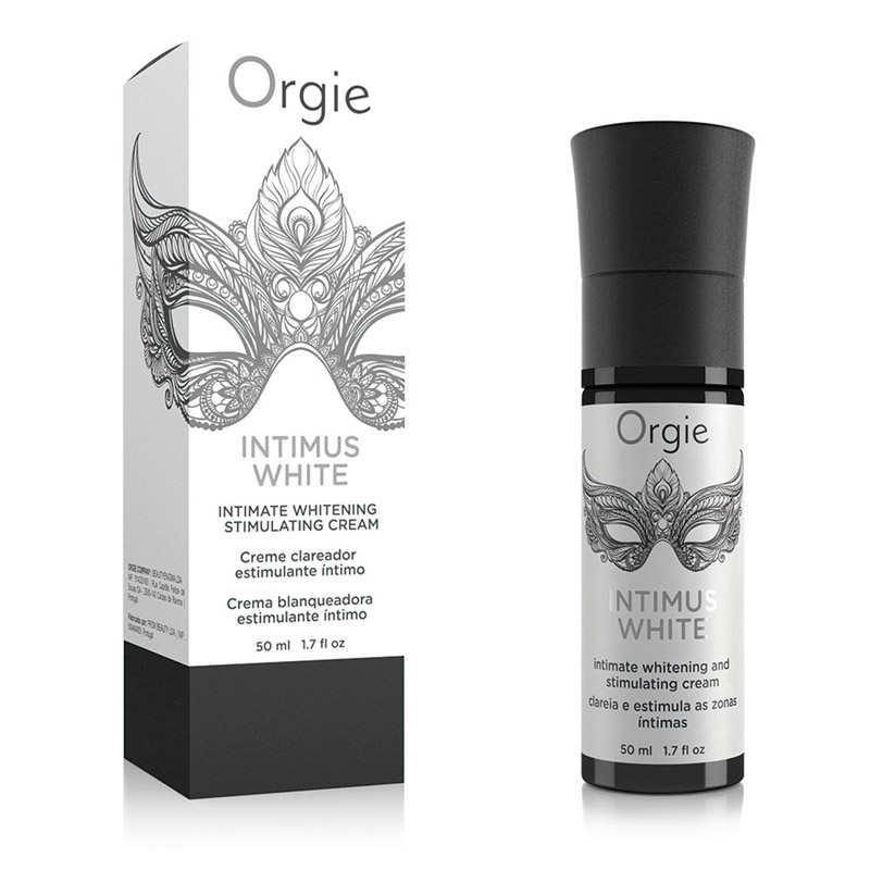葡萄牙Orgie Intimus White私處粉嫩霜(50ml)