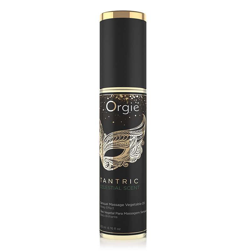 Celestial葡萄牙Orgie -TANTRIC 坦陀羅調情按摩油200ml(果香味)