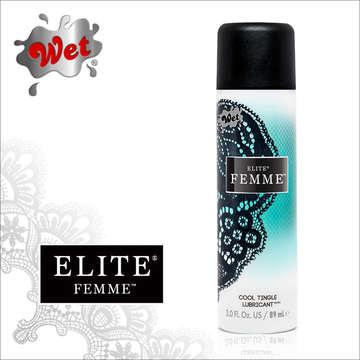 美國 Wet Femme 水矽尊寵涼感長效型潤滑液 89 ml