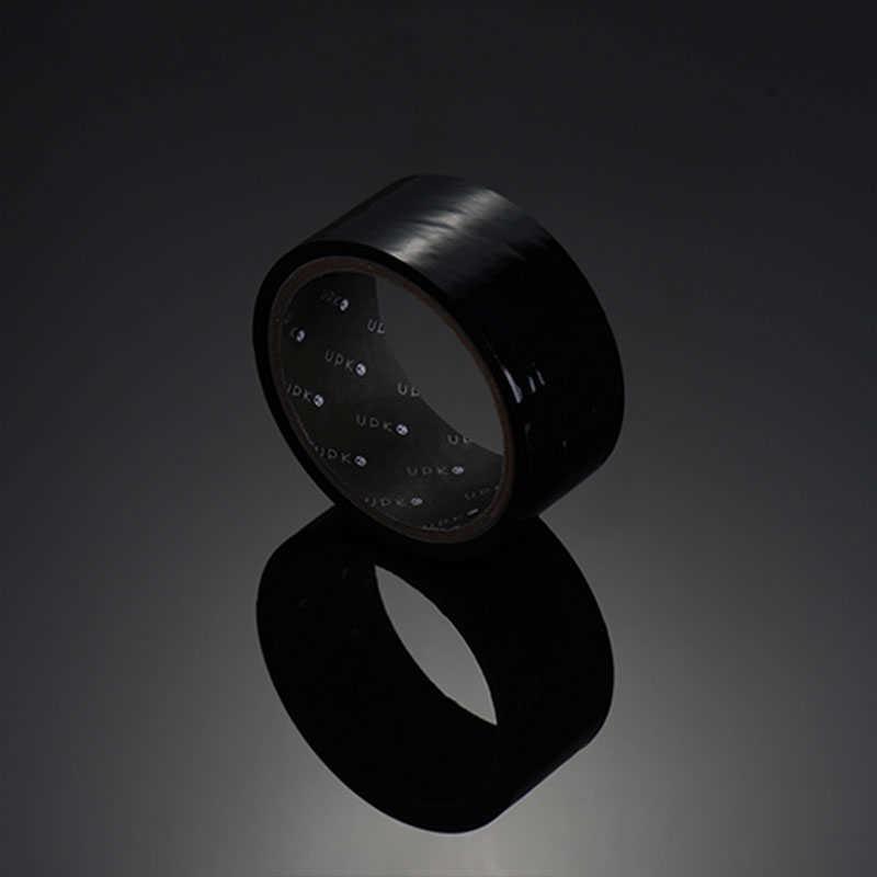 UPKO束縛窄膠帶 4cm X 16M-黑色