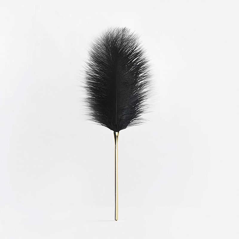 UPKO羽毛棒-黑色