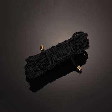 UPKO束縛繩-黑色