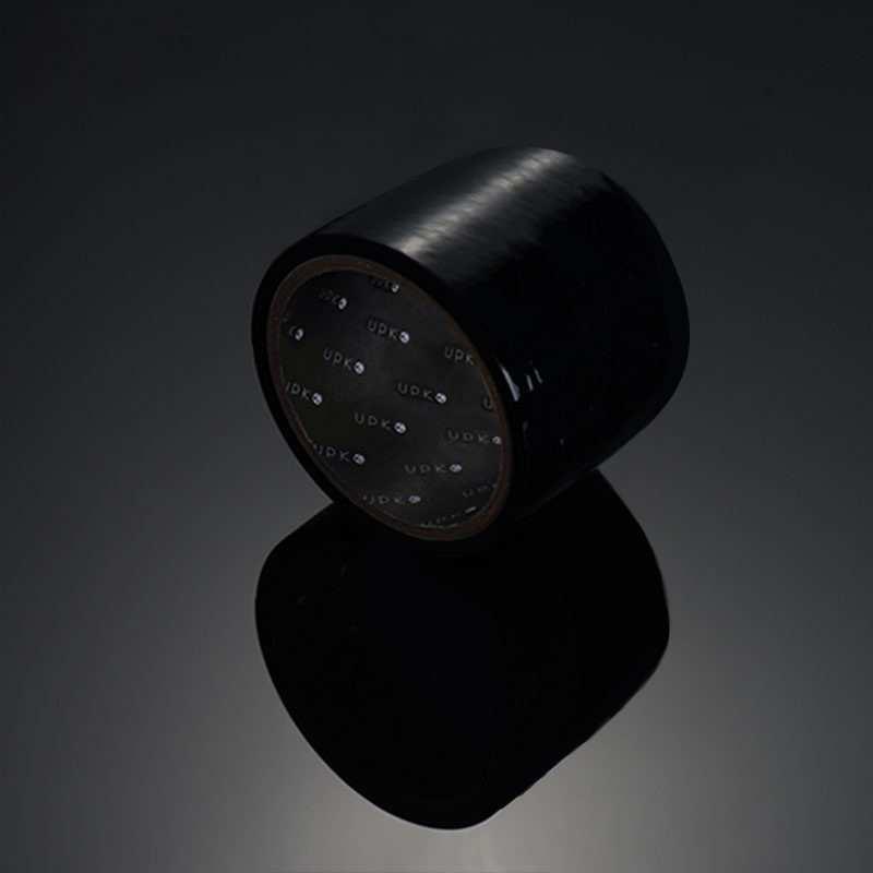 UPKO束縛窄膠帶 8cm X 16M-黑色