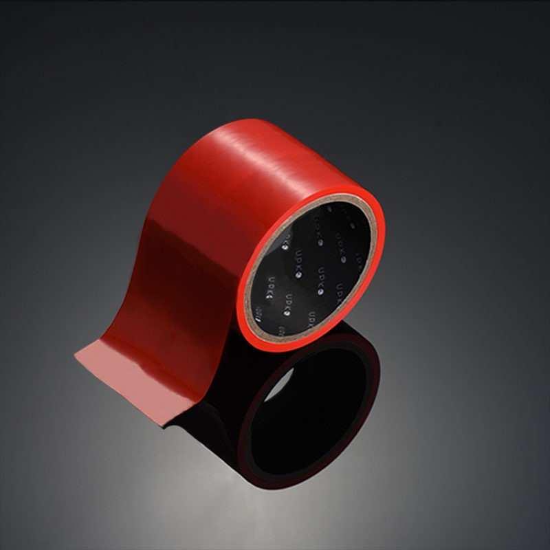 UPKO束縛窄膠帶 8cm X 16M-紅色