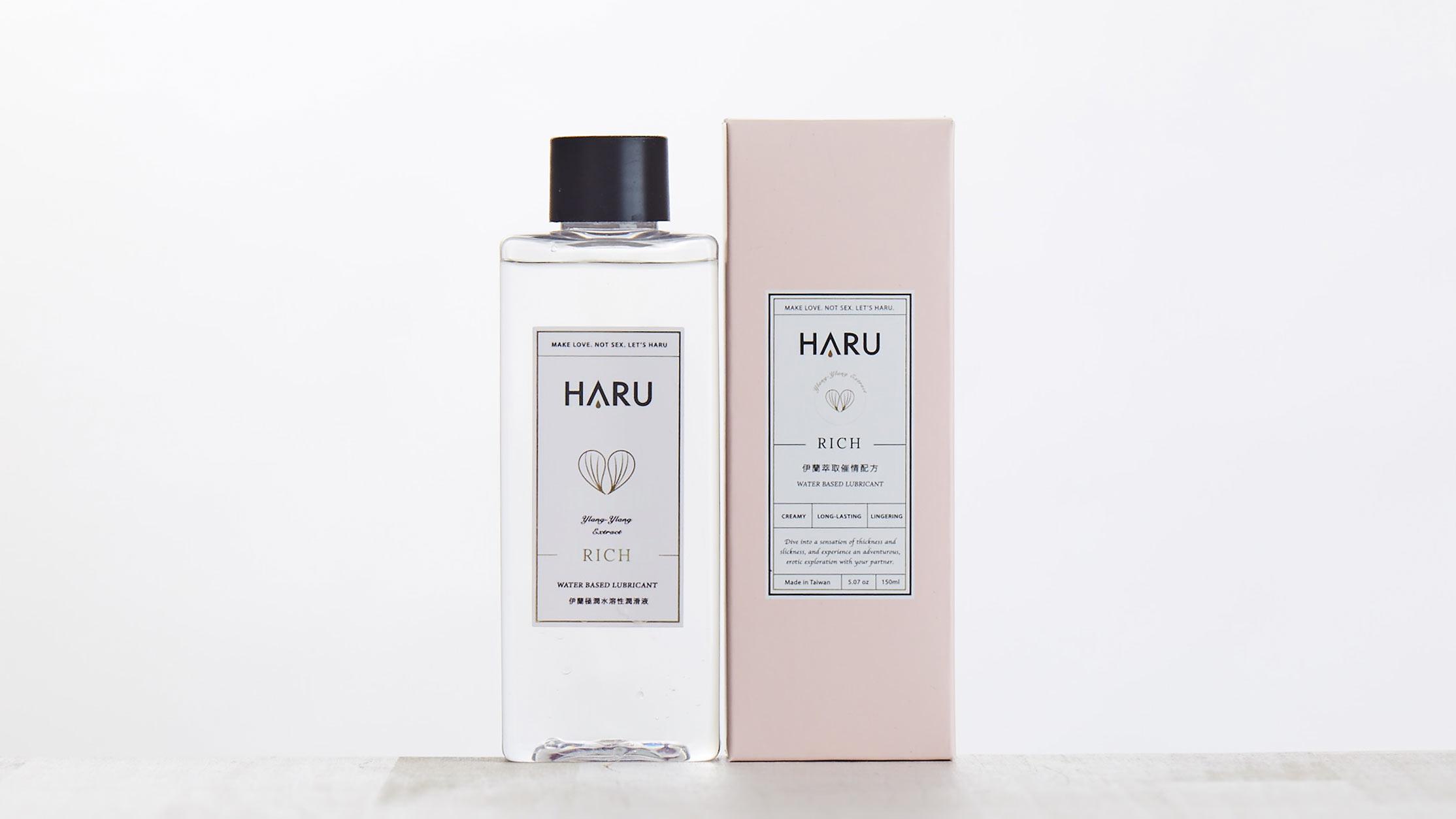 haru 潤滑液