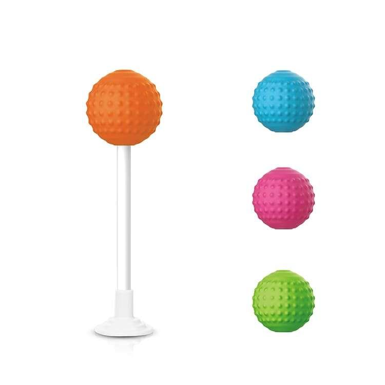 Lollypop棒棒糖按摩棒 - 點點