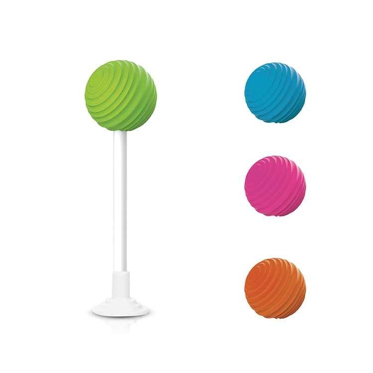 Lollypop棒棒糖按摩棒 - 旋轉