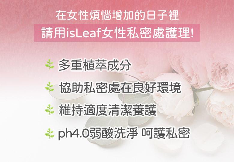 韓國 isleaf