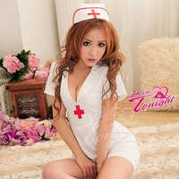 護士服(愛在今夜)T9205-白-F