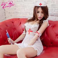 護士服(愛在今夜)T9239-白-F