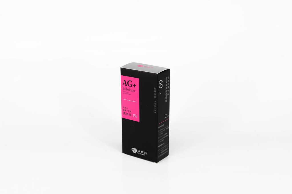 安你心抗菌AG 銀離子潤滑劑-60ml
