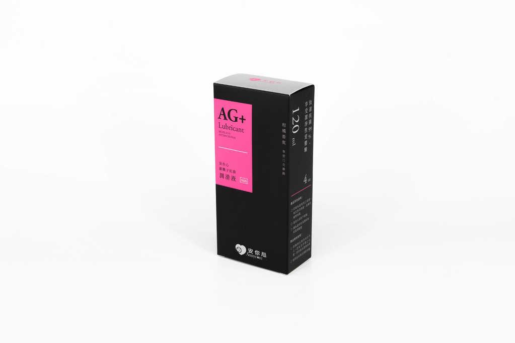 安你心抗菌AG 銀離子潤滑劑-120ml