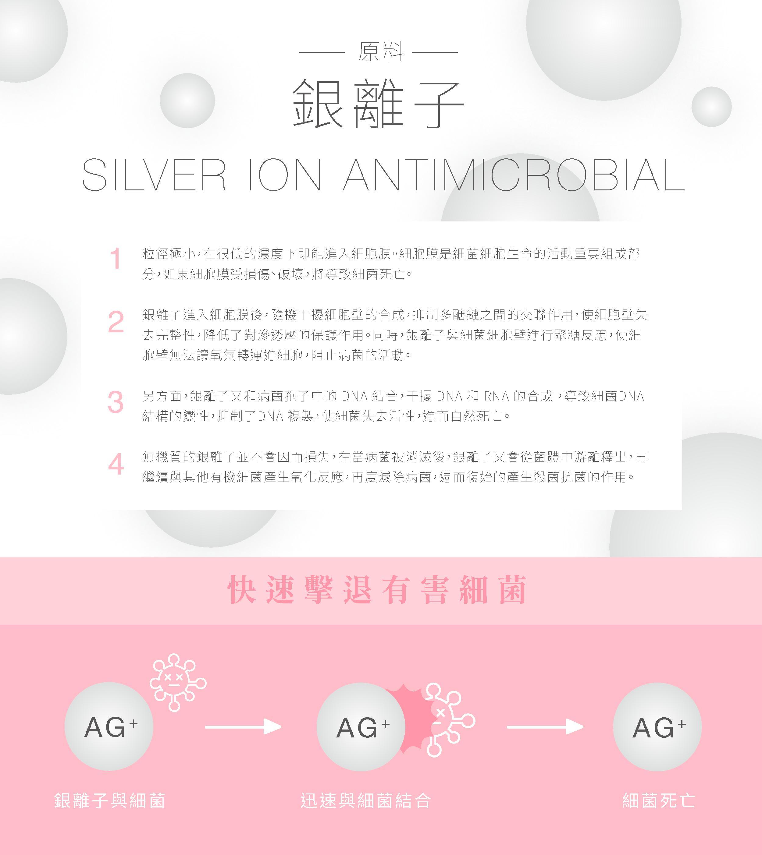 銀離子 殺菌