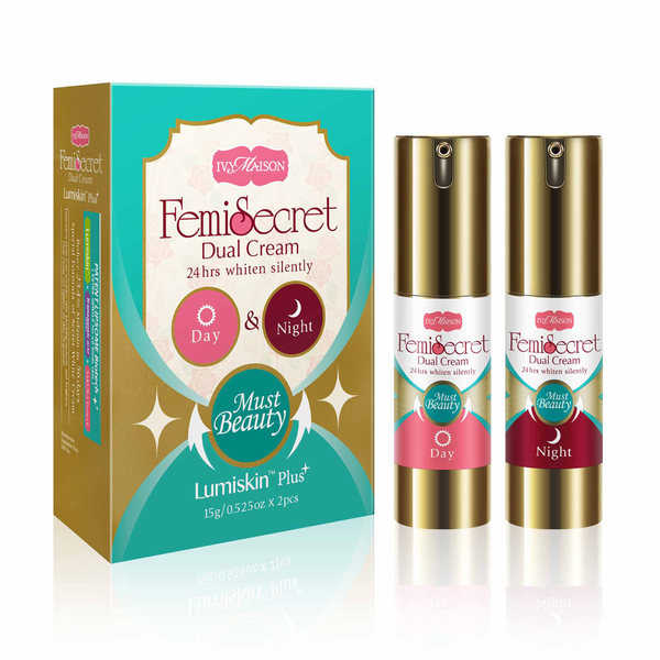 FEMI SECRECT美白粉嫩霜 Lumiskin™ plus  15ml*2入