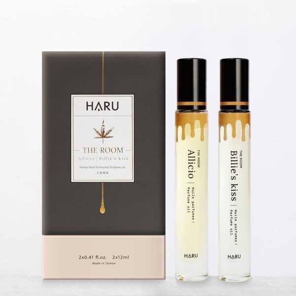 HARU-THE ROOM 大麻香水精油 Allicio