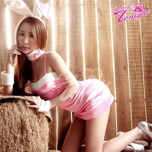 兔女郎(愛在今夜)T9255-粉-F