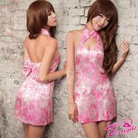 旗袍(愛在今夜)T9222-粉-F