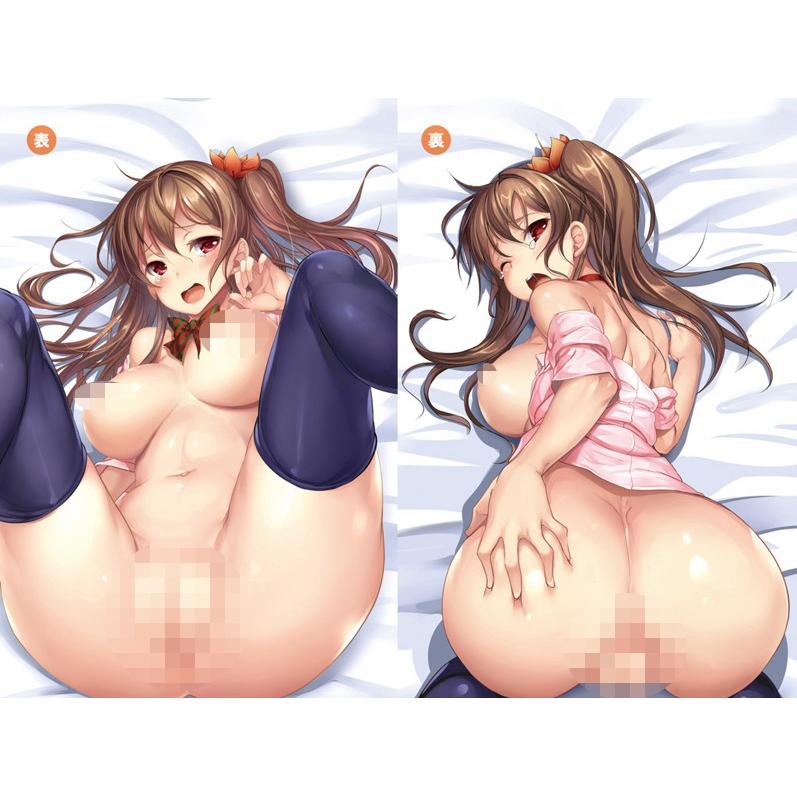 抽插空氣抱枕套 30 繪師:Ajishio