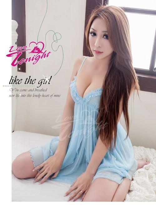 睡衣(愛在今夜)T1321-水-F
