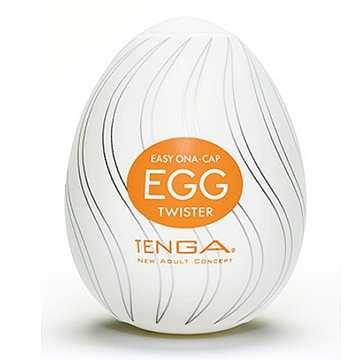 【方便好攜帶】TENGA EGG-004 挺趣蛋〈螺旋型〉