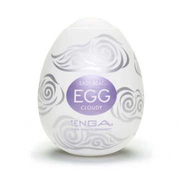 【多重皺褶】TENGA EGG-010 挺趣蛋〈飛雲型〉