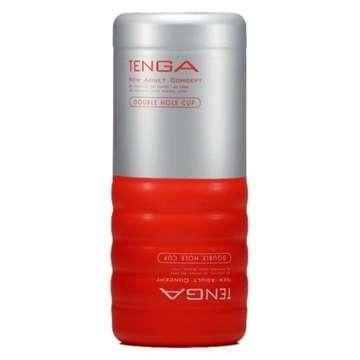 【單次使用】TENGA 挺二重奏杯(標準)