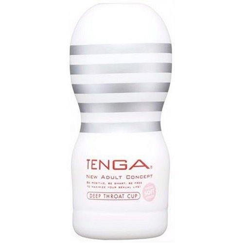 【單次使用】TENGA 挺深喉嚨杯(超柔)TOC-101S