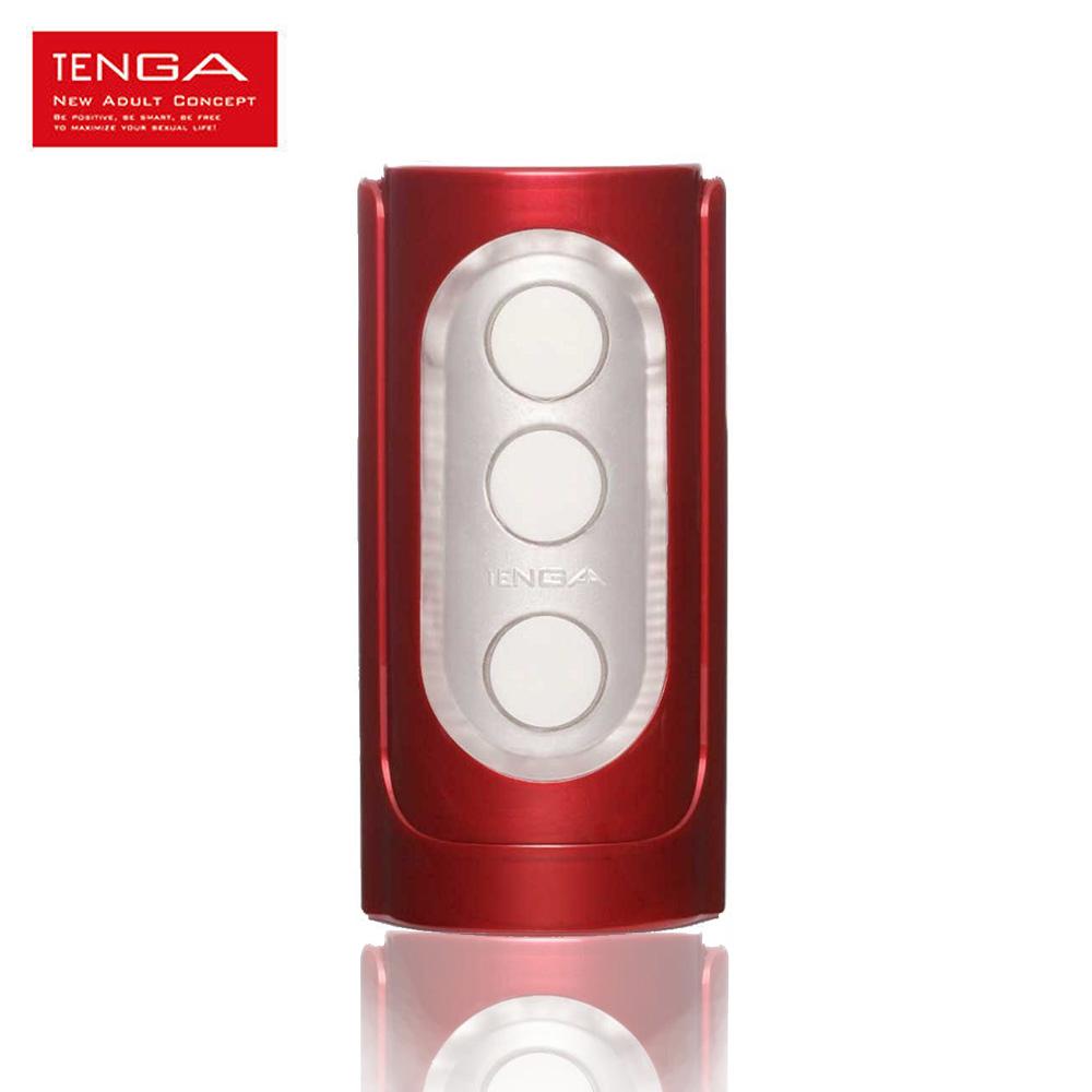 【重複使用】TENGA頂級飛機杯THF-004(紅)