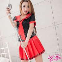 學生服(愛在今夜)T9246-黑-F