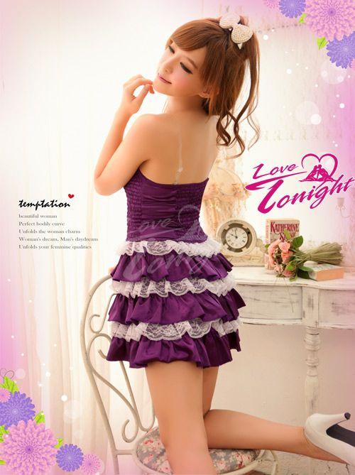 蕾絲 洋裝