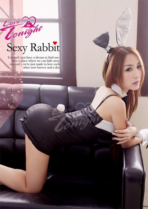 兔女郎 cosplay
