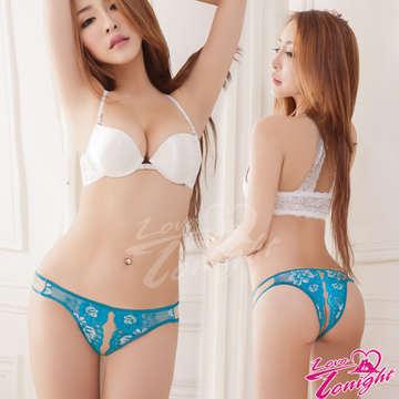 開襠內褲(愛在今夜)T5171-藍