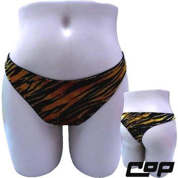 女內褲(COP)F629豹紋-F-丁字