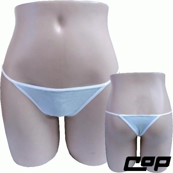女內褲(COP)F687淡藍-F-丁字