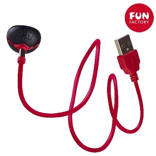FUN磁吸USB充電器(新版)