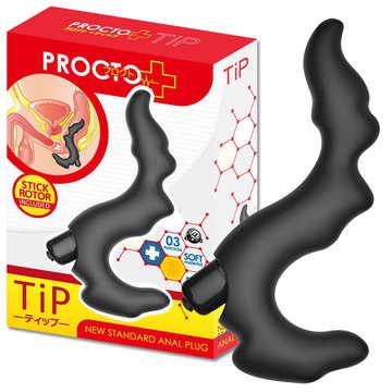 PROCTO前列腺集中3頻震動-TIP