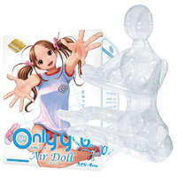 【可搭配專屬小穴】Air Doll 女學院大河環抱式-03