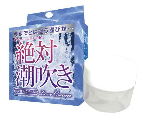日本進口女用催情絕對潮吹霜