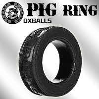 Pig Ring 套環-黑