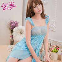睡衣T1489-藍-F