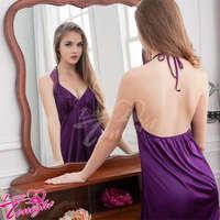 睡衣(愛在今夜)T1493-紫-L