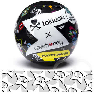 tokidoki口袋樂趣自慰器-星星