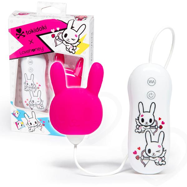 tokidoki超強3x4可愛跳蛋-兔子